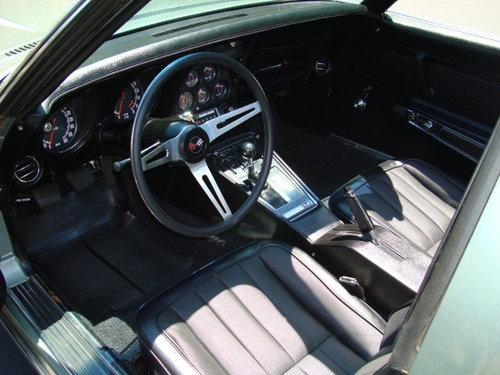 1972 CHEVROLET CORVETTE 2 DOOR COUPE - Interior - 112868