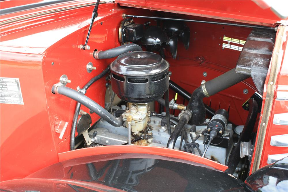 1948 DIAMOND T 201 PICKUP - Engine - 112902