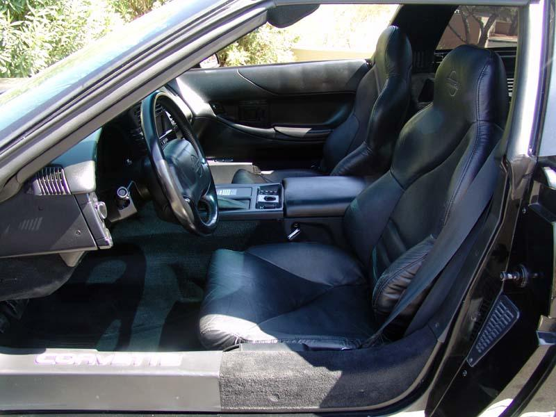 1994 CHEVROLET CORVETTE 2 DOOR COUPE - Interior - 112904