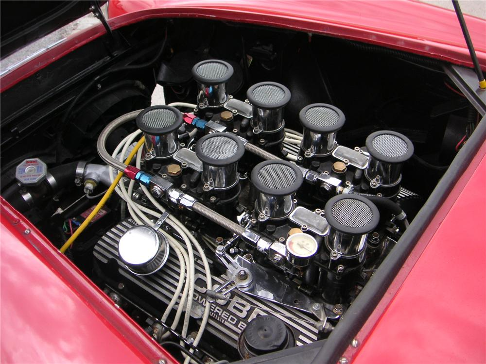 1956 AUSTIN-HEALEY BN2 CONVERTIBLE - Engine - 112905