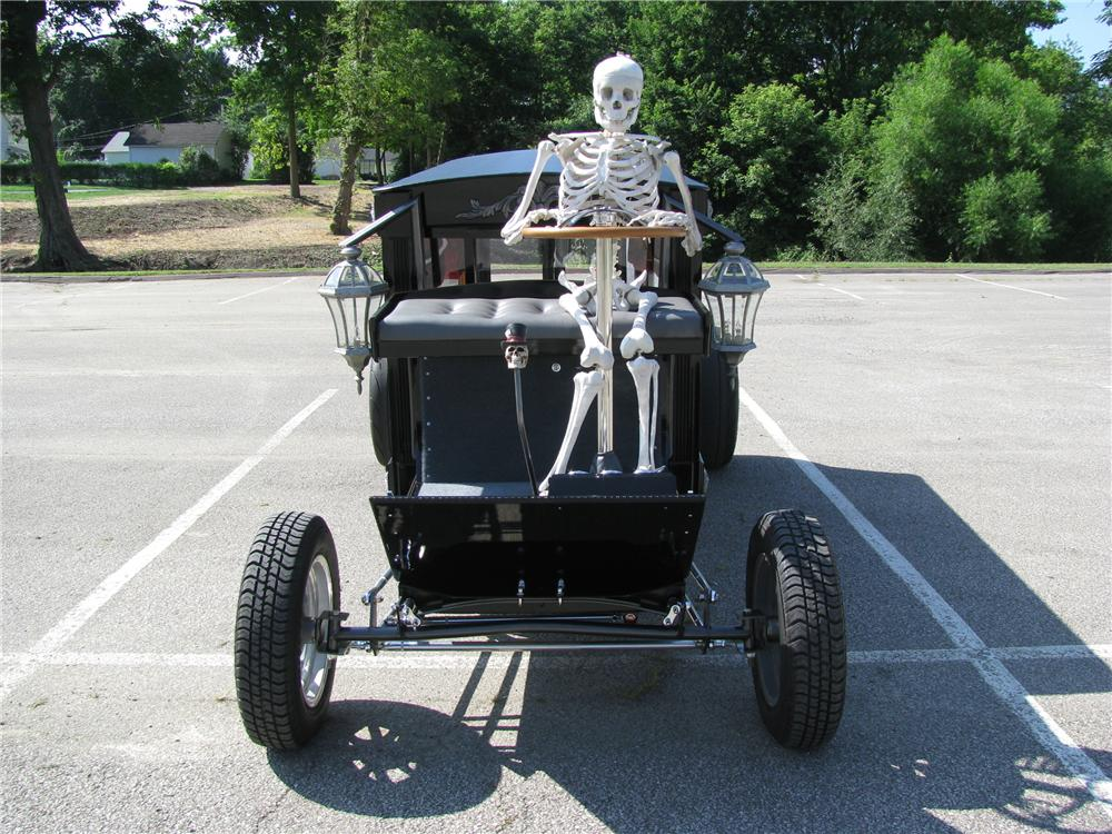 2011 CHEVROLET CUSTOM HOT ROD HEARSE - Interior - 112941