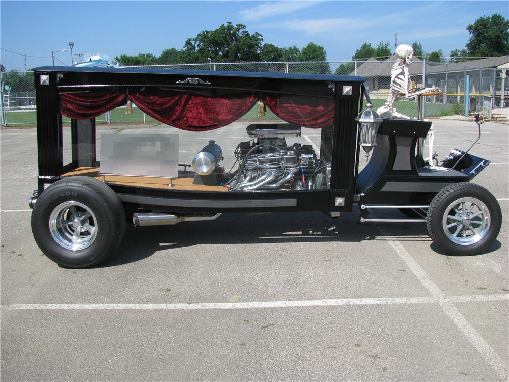 2011 CHEVROLET CUSTOM HOT ROD HEARSE - Side Profile - 112941