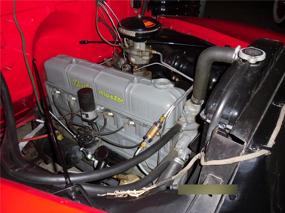 1950 CHEVROLET 3100 PICKUP - 113020