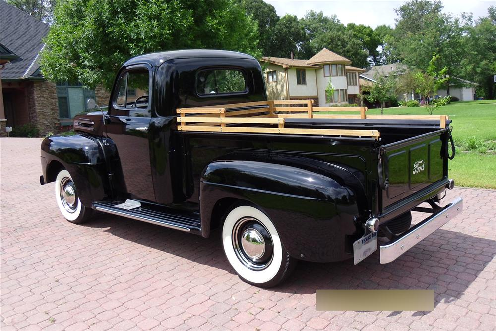 1950 ford f 1 pickup 113021. Black Bedroom Furniture Sets. Home Design Ideas