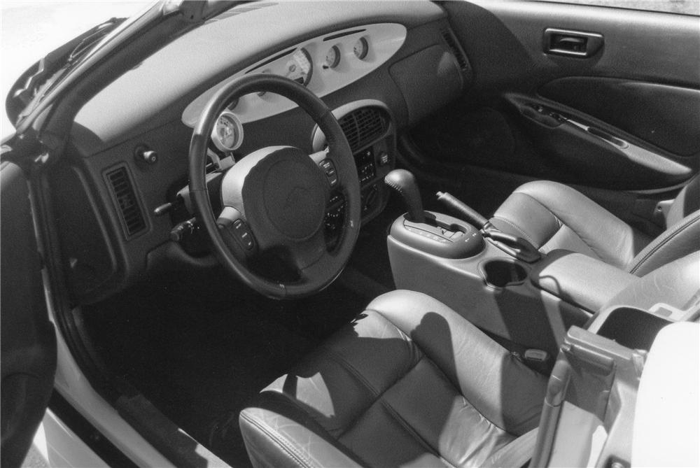 1999 PLYMOUTH PROWLER CONVERTIBLE - Interior - 113071