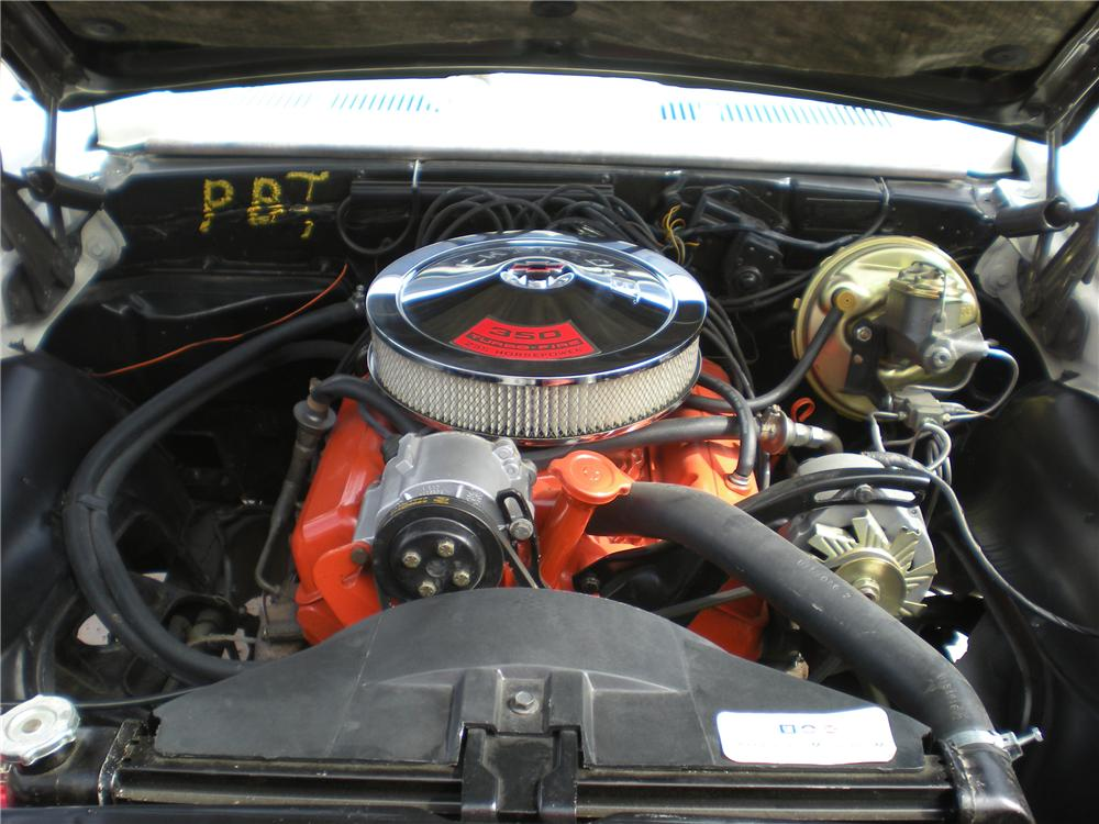1968 CHEVROLET CAMARO SS 2 DOOR COUPE - Engine - 113085