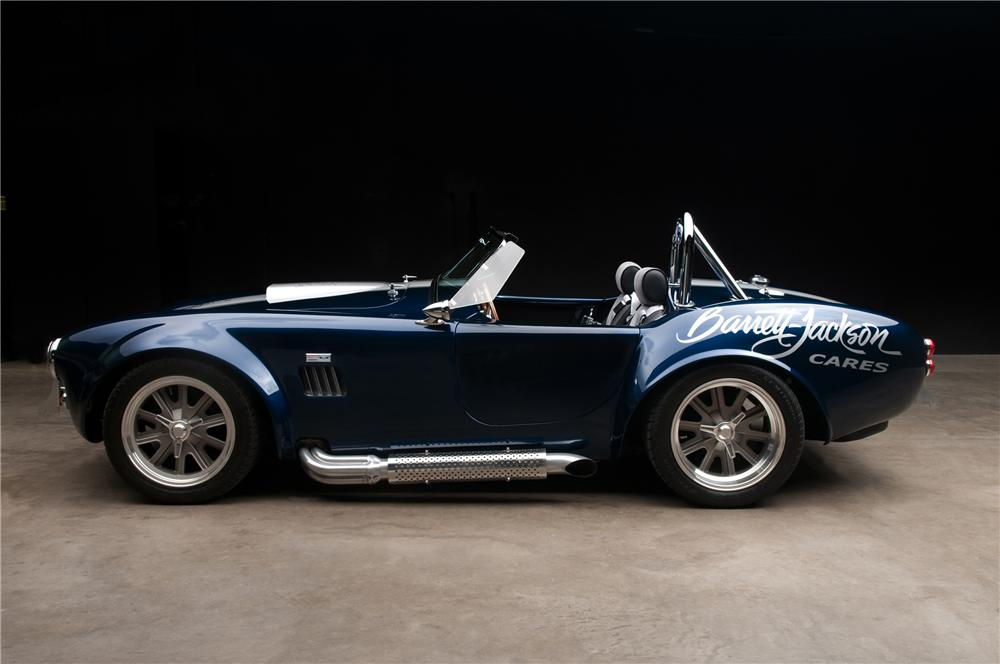 2006 FACTORY FIVE SHELBY COBRA RE-CREATION ROADSTER - Side Profile - 113117