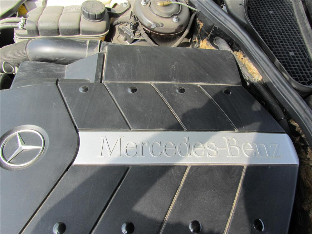 2000 MERCEDES-BENZ S500 4 DOOR SEDAN - Engine - 113202