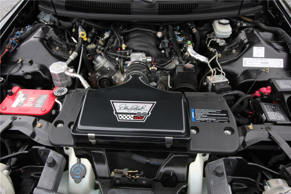 2001 CHEVROLET CAMARO SS EARNHARDT INTIMIDATOR - Engine - 113208