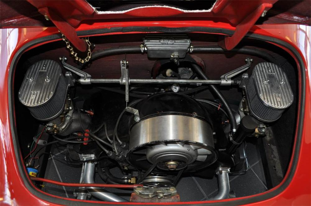 1956 PORSCHE 356 SPEEDSTER RE-CREATION - Engine - 113216