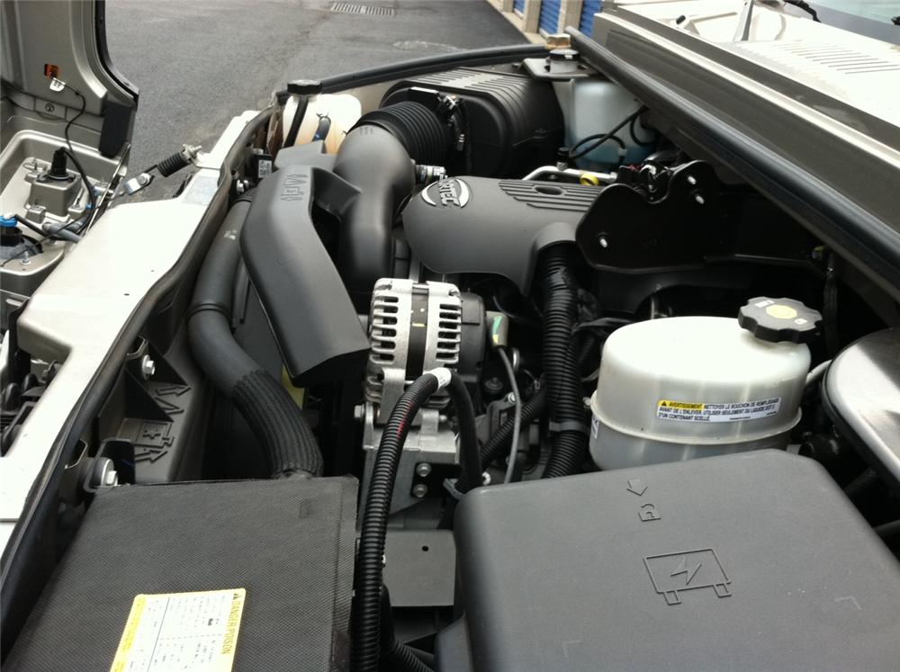 2006 HUMMER H2 SUV - Engine - 113223