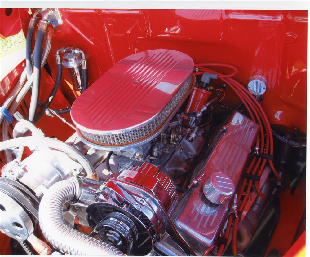 1948 FORD CUSTOM COUPE - Engine - 113228