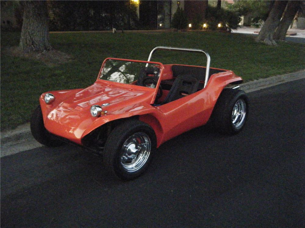 1965 VOLKSWAGEN CUSTOM DUNE BUGGY - Side Profile - 113372