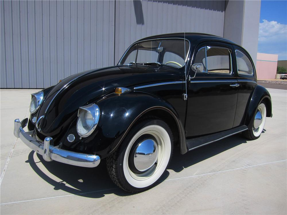 1964 VOLKSWAGEN BEETLE 2 DOOR SEDAN - Front 3/4 - 113389