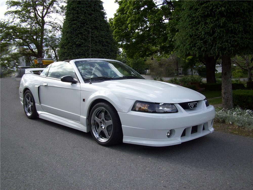 Image Gallery 2004 Roush Mustang