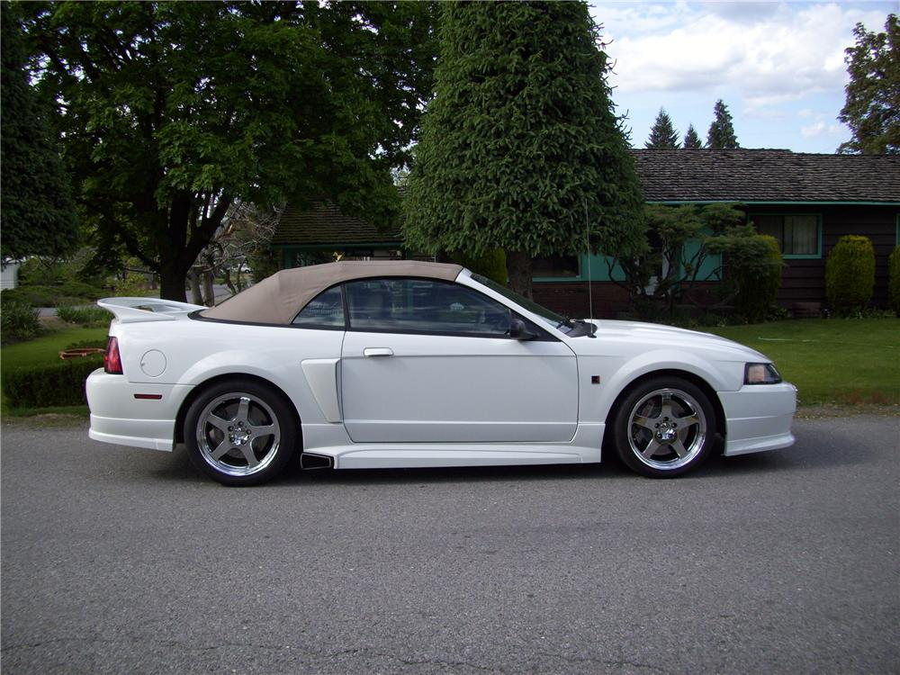 2004 FORD MUSTANG ROUSH STAGE 3 CONVERTIBLE - Side Profile - 113425