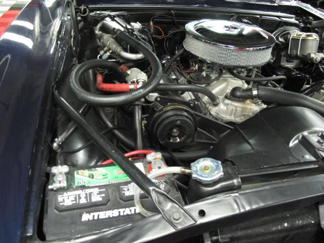 1968 CHEVROLET CAMARO SS CONVERTIBLE - Engine - 113451