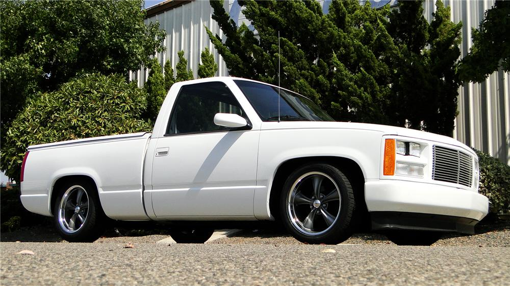1988 GMC CUSTOM PICKUP - Front 3/4 - 113460