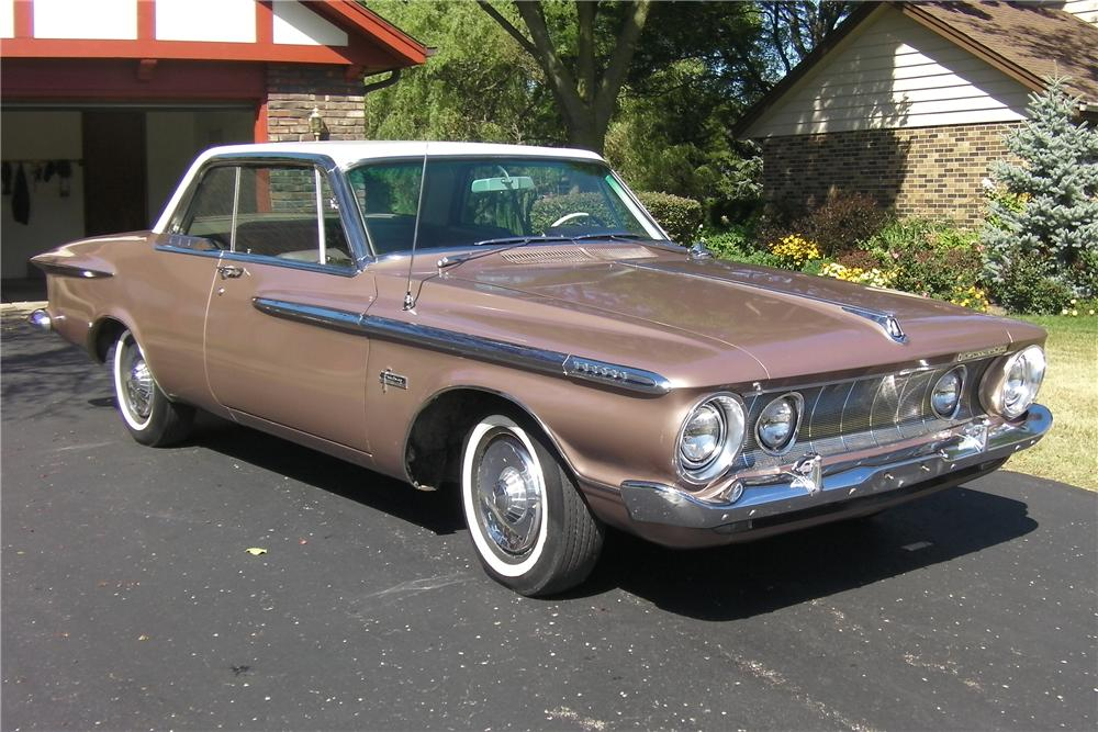 Auction Cars For Sale >> 1962 PLYMOUTH FURY 2 DOOR HARDTOP - 113474