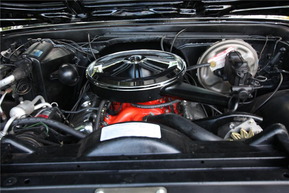 1972 CHEVROLET SUPER CHEYENNE PICKUP - Engine - 113478