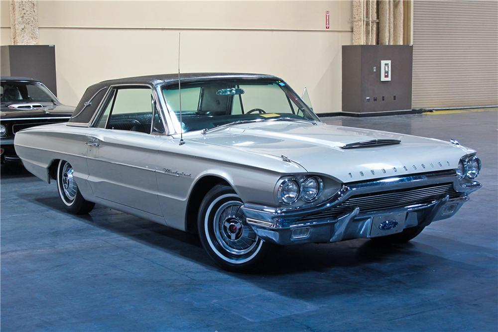 1964 ford thunderbird landau coupe 113820. Cars Review. Best American Auto & Cars Review