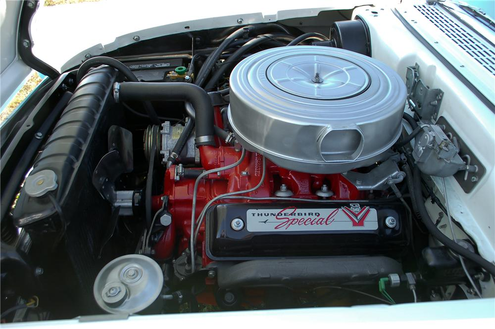 1957 FORD RANCHERO PICKUP - Engine - 115897
