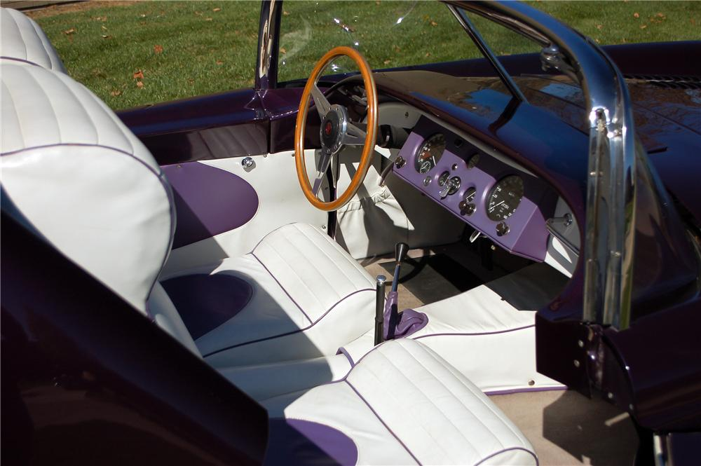 1955 FLAJOLE FORERUNNER COUPE CONCEPT - Interior - 115905