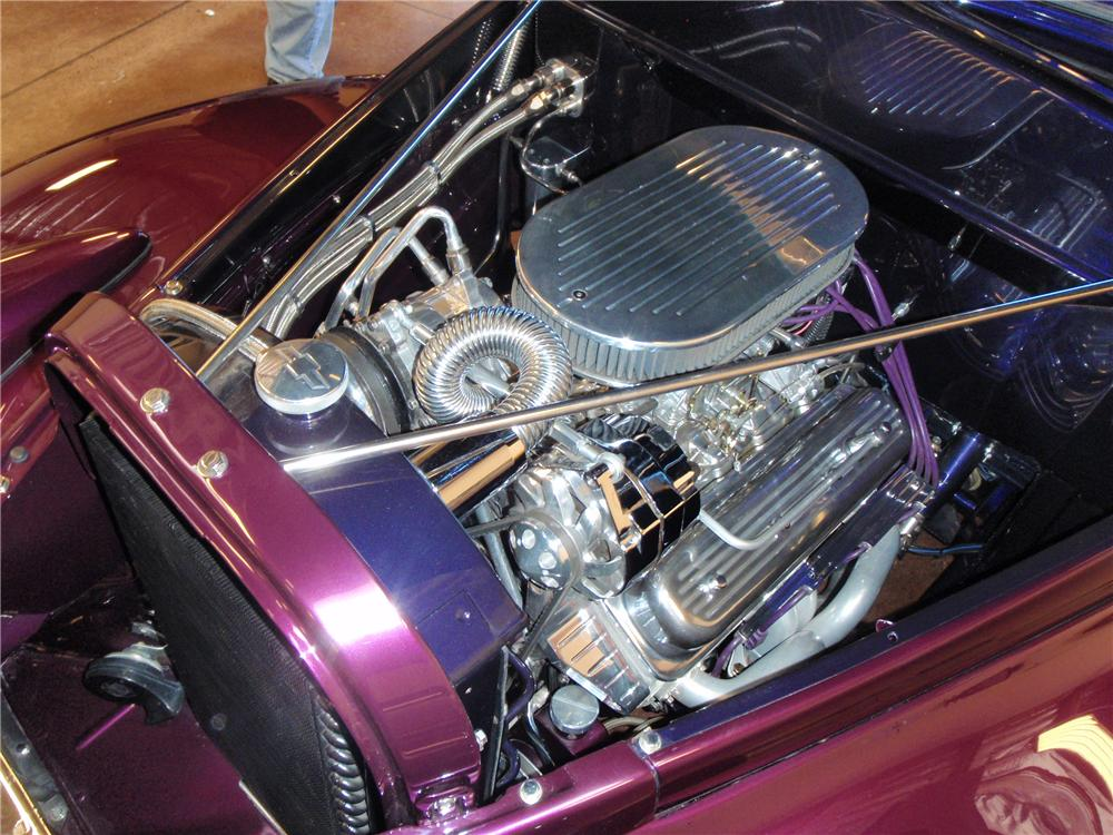 1940 CHEVROLET CUSTOM CABRIOLET - Engine - 115968