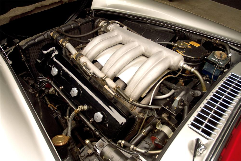 1954 MERCEDES-BENZ 300SL GULLWING - Engine - 115978