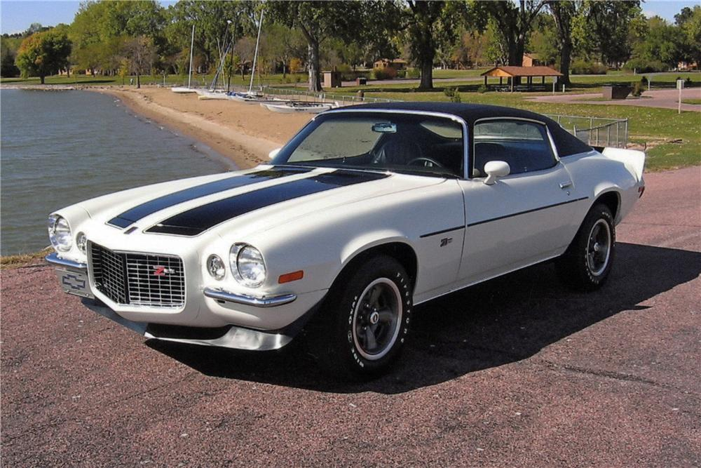 1973 Chevrolet Camaro Z  28 Rs Coupe