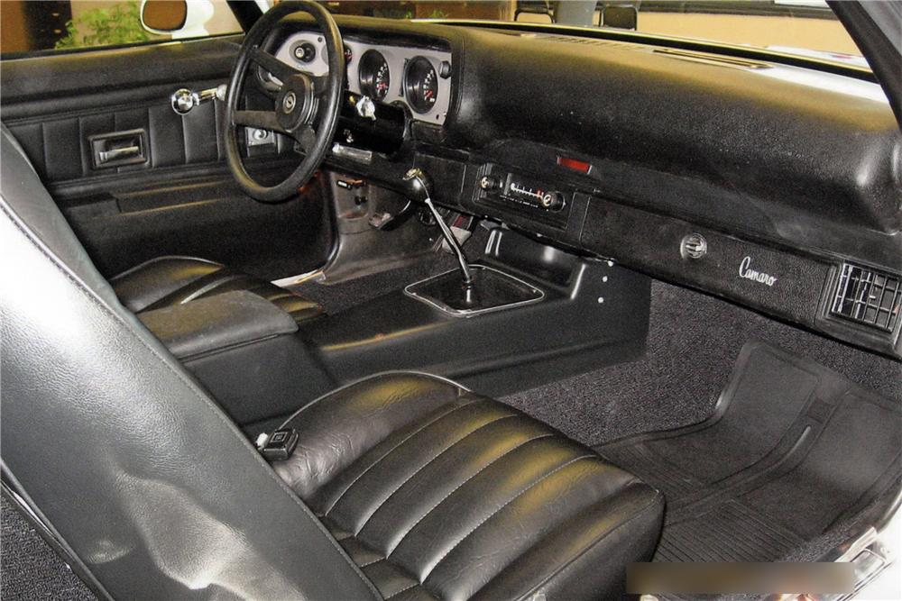 1973 chevrolet camaro z 28 rs coupe 116026