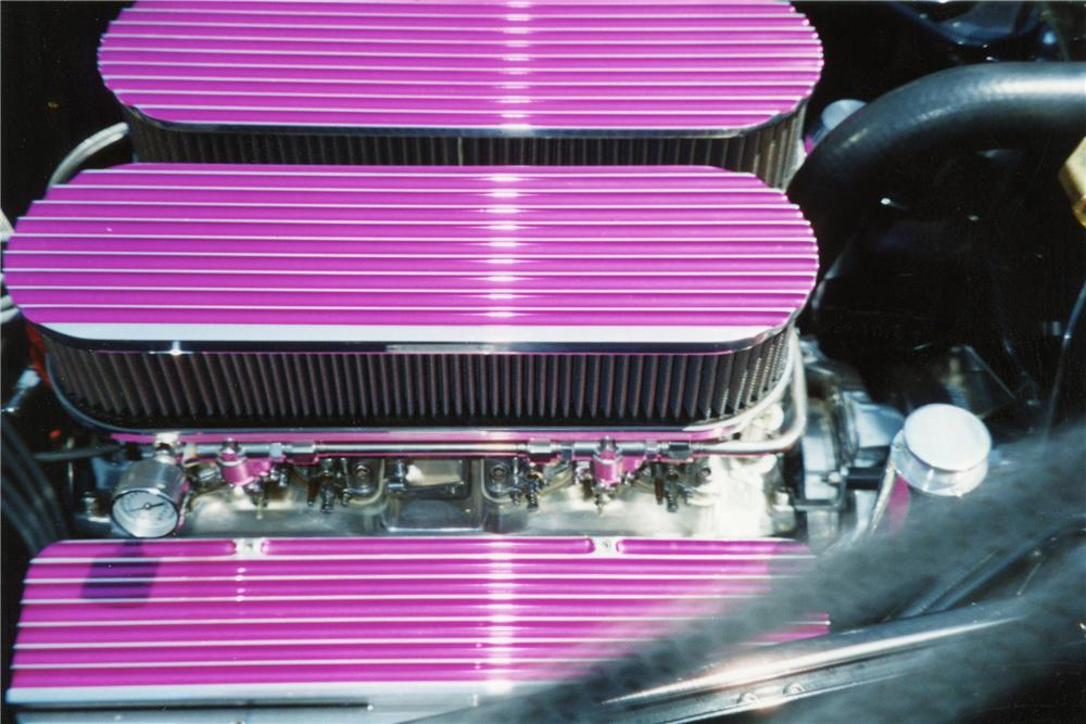 1934 FORD CUSTOM ROADSTER - Engine - 116029
