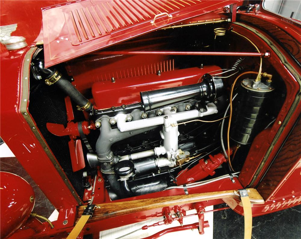 1928 BUICK CUSTOM SPEEDSTER - Engine - 116035