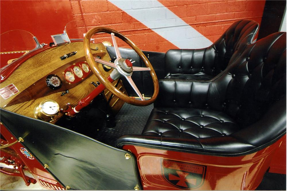 1928 BUICK CUSTOM SPEEDSTER - Interior - 116035