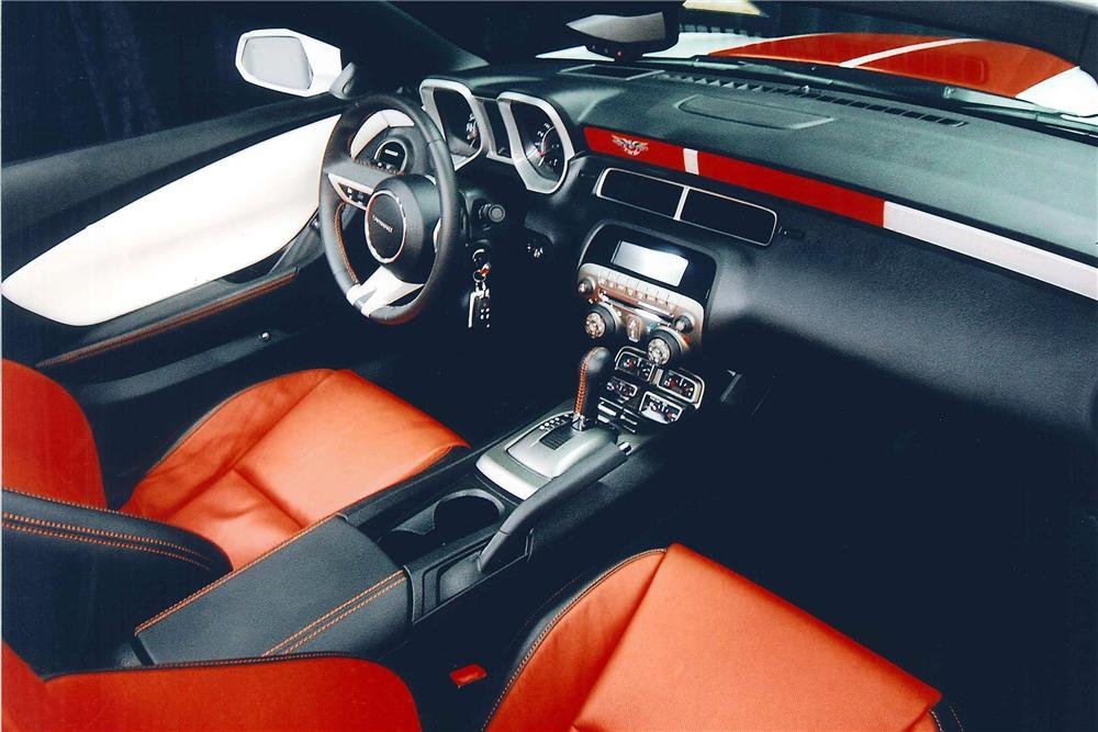 2011 chevrolet camaro ss convertible 116040. Black Bedroom Furniture Sets. Home Design Ideas