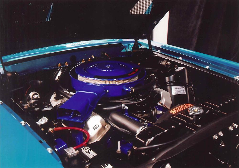 1969 SHELBY GT500 FASTBACK - Engine - 116042