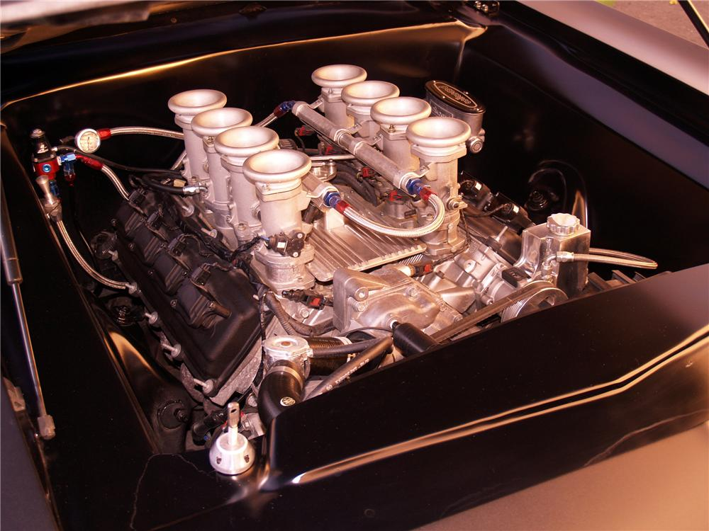 1970 PLYMOUTH CUDA CUSTOM PRO-TOURING - Engine - 116061