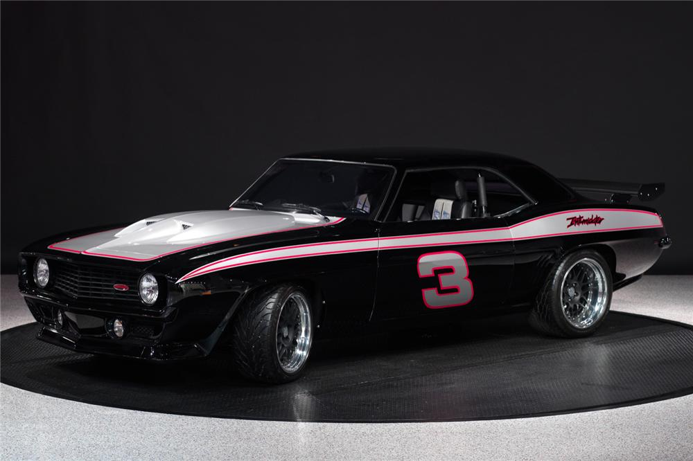 1969 CHEVROLET CAMARO RCR SERIES 3 COUPE - Front 3/4 - 116073