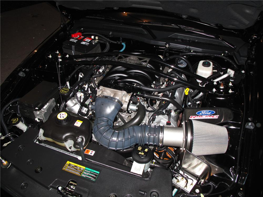 2007 FORD SHELBY GT-H CONVERTIBLE - Engine - 116090