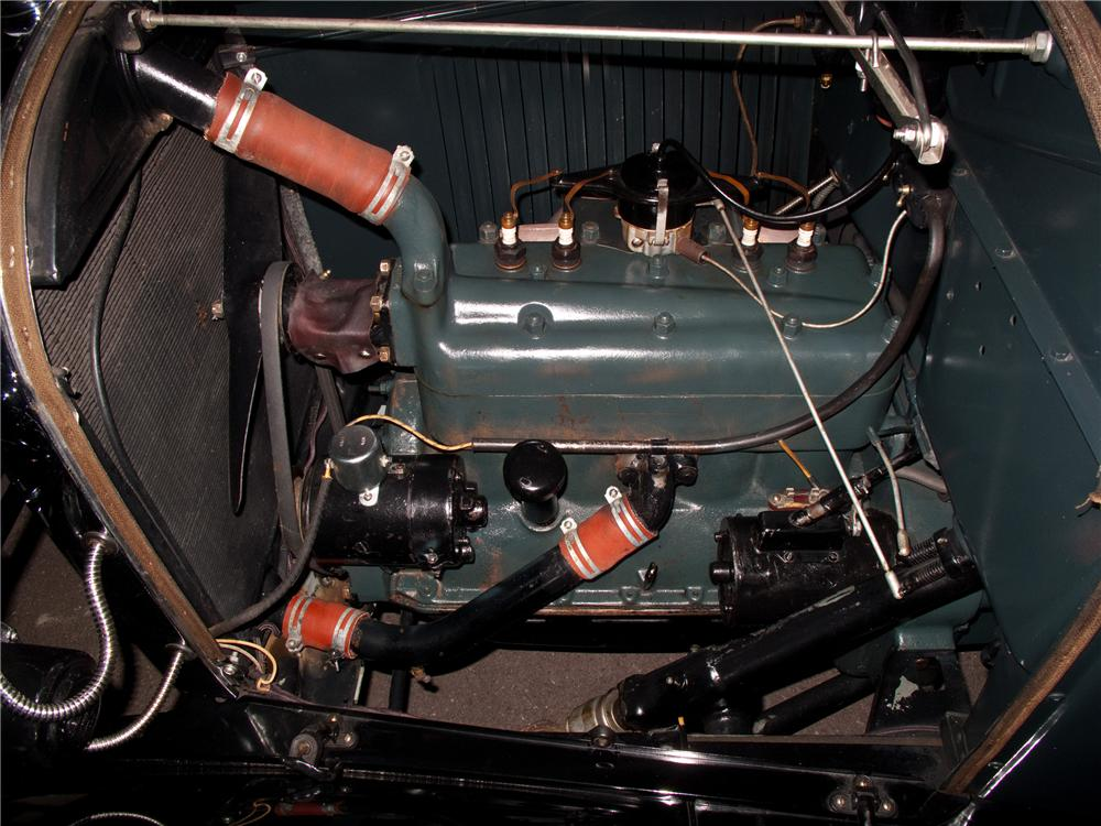 1928 FORD MODEL A ROADSTER - Engine - 116093