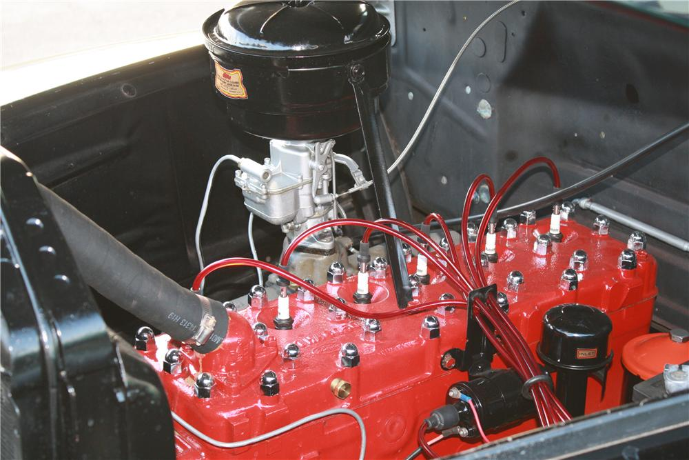1950 FORD F-1 PICKUP - Engine - 116114
