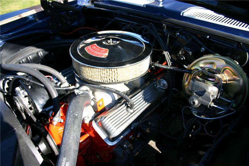 1969 CHEVROLET CAMARO Z/28 COUPE - Engine - 116192