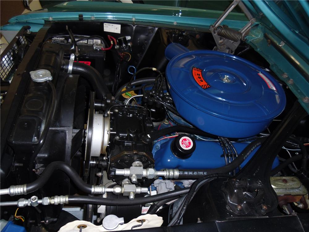 1967 FORD MUSTANG CONVERTIBLE - Engine - 116219