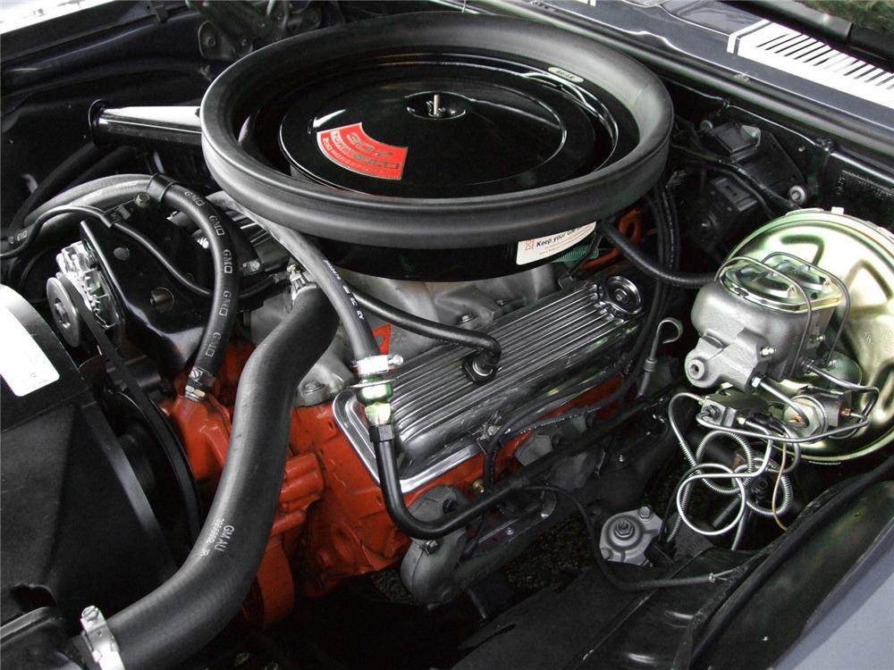 1969 CHEVROLET CAMARO Z/28 COUPE - Engine - 116229