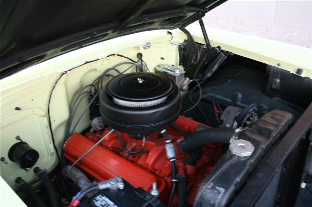 1957 CHEVROLET 210 2 DOOR SEDAN - Engine - 116250