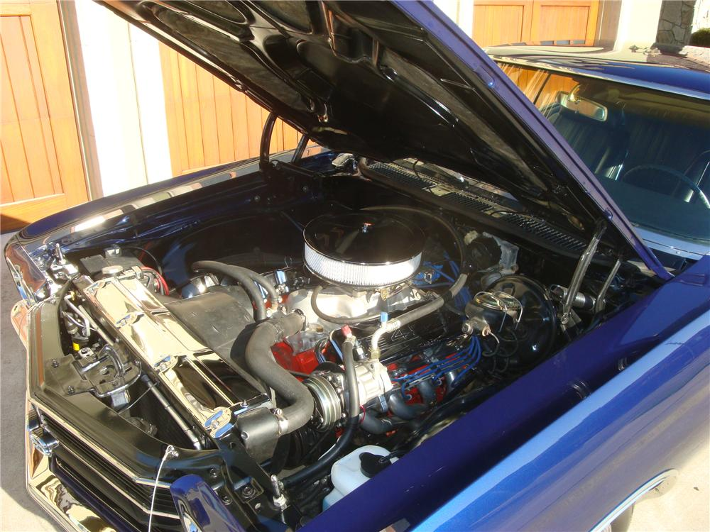 1970 CHEVROLET CHEVELLE HARDTOP SS 454 RE-CREATION - Engine - 116280
