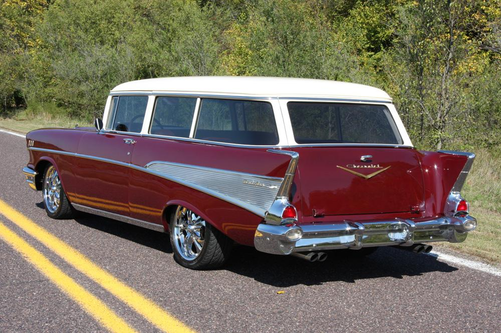 1957 chevrolet 210 custom wagon 116281 for 1957 chevy 4 door wagon for sale