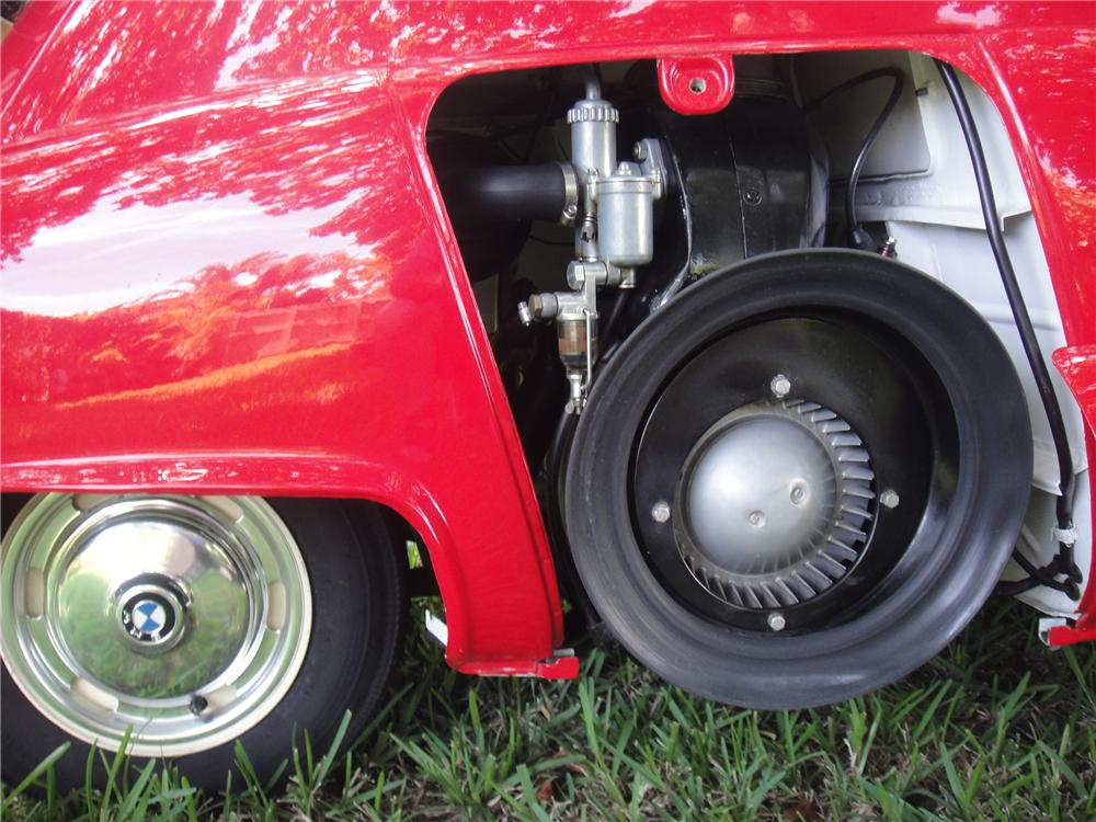 1957 BMW ISETTA COUPE - Engine - 116285