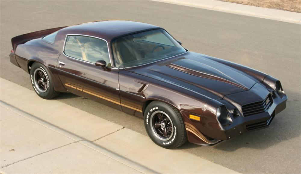 1981 Chevrolet Camaro Z 28 2 Door Coupe 116314