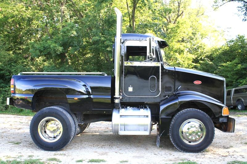 1997 Peterbilt Custom Pickup 116319
